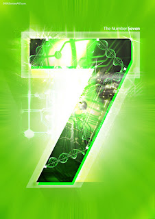 Spotlight on numerology symbolism of the number seven the mystic