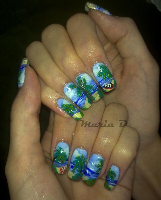 The Cool Best acrylic nails art designs Digital Photography