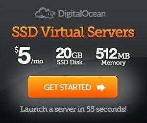 SSD VPS Server Murah