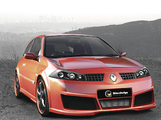 Renault Megane Pictures