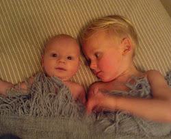 Lillebror og Storebror
