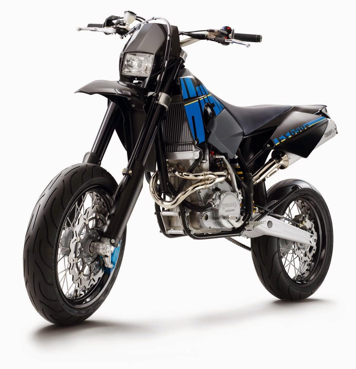 Husaberg FE 650 E Dirt Bikes