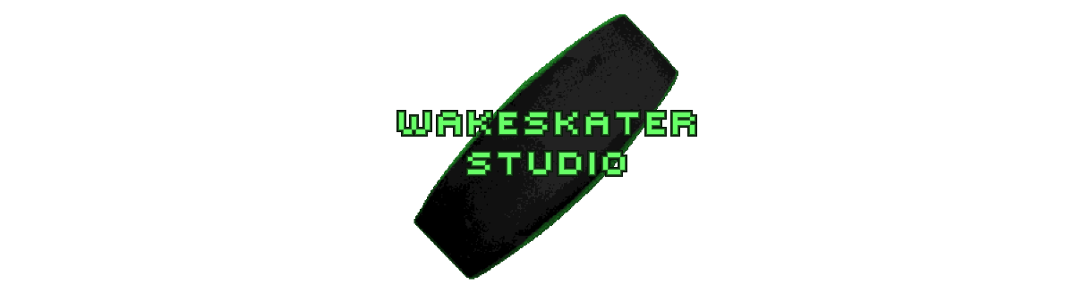 Wakeskater Studio Indie Game Development