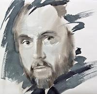 Yuri Lomkov Acuarela
