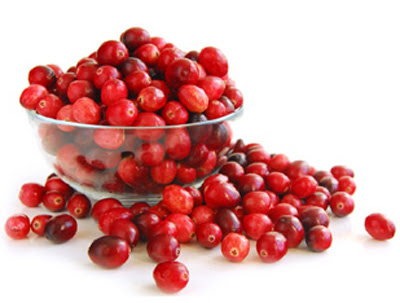 What are the health benefits of cranberries?