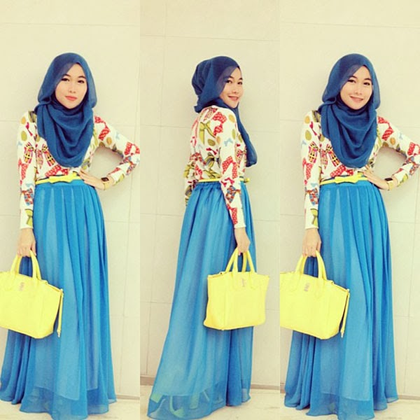 Outfit Of The Day Hijab Tutorial Hijab