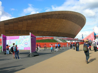London 2012 Olympics - The Velodrome