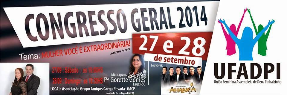Igreja Assembleia de Deus Pinhalzinho / SC