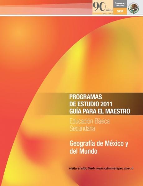PROGRAMA DE GEOGRAFÍA 2011 (CLICK  EN LA IMAGEN)