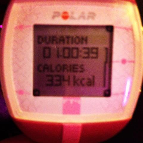 polar heart rate watch instructions