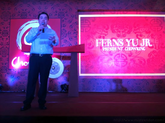 Chowking welcomes Kris Aquino as newest franchisee