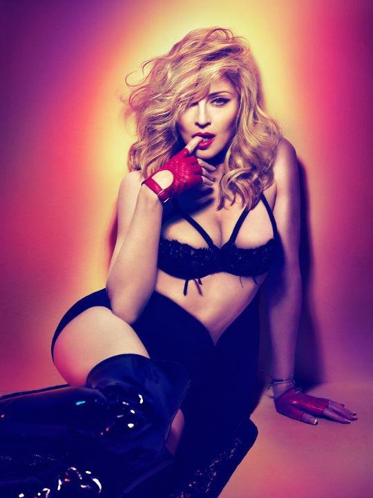 Novas fotos promocionais do MDNA