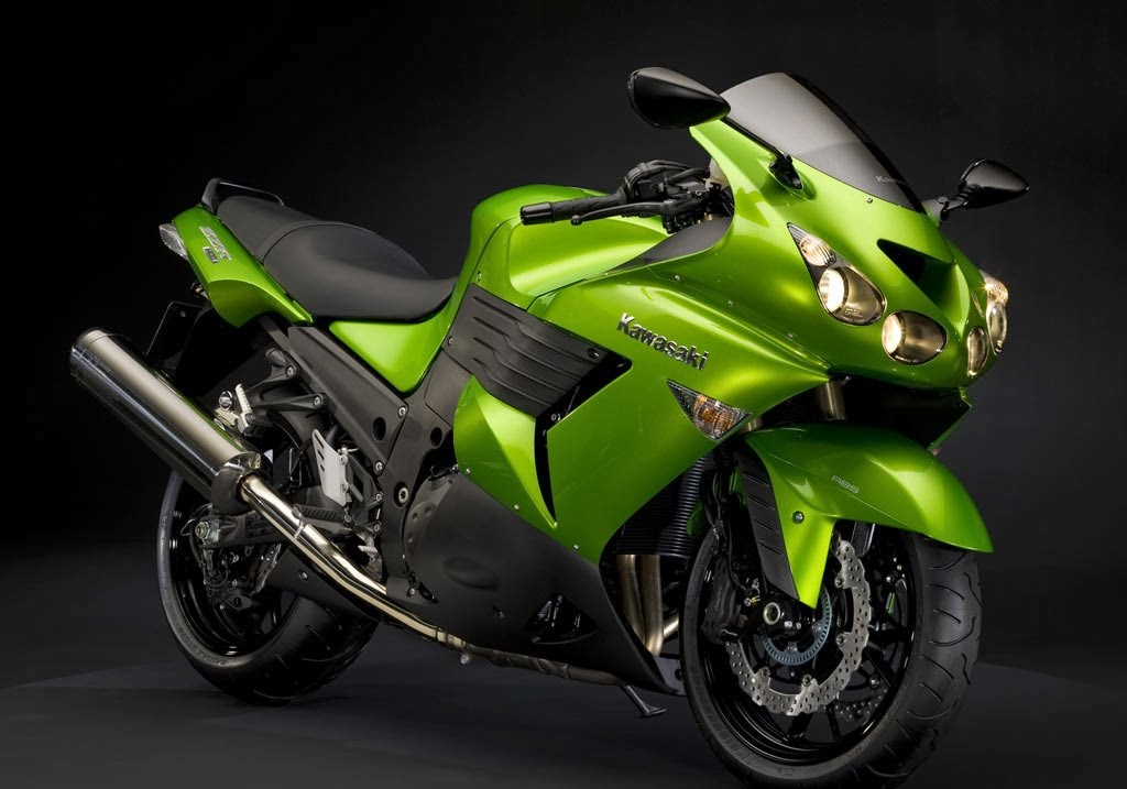 Kawasaki ZZR 1200 latest Motorcycle