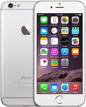 Harga Terbaru iPhone 6 dan Spesifikasi Lengkap