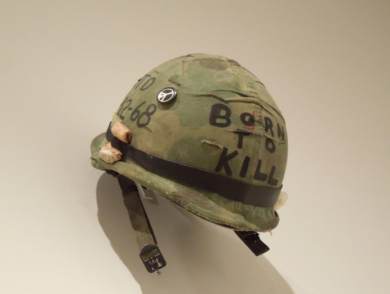 Private Joker helmet Full Metal Jacket