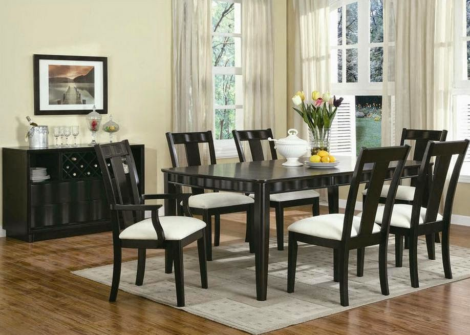 Setting Up the Formal Dining Room Tables - Your Life And Style ...