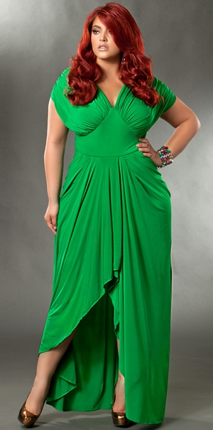 Carrie Otis Plus Size Model http://www.stylishcurves.net/2011/10/fierce-friday-celebrating-plus-size.html