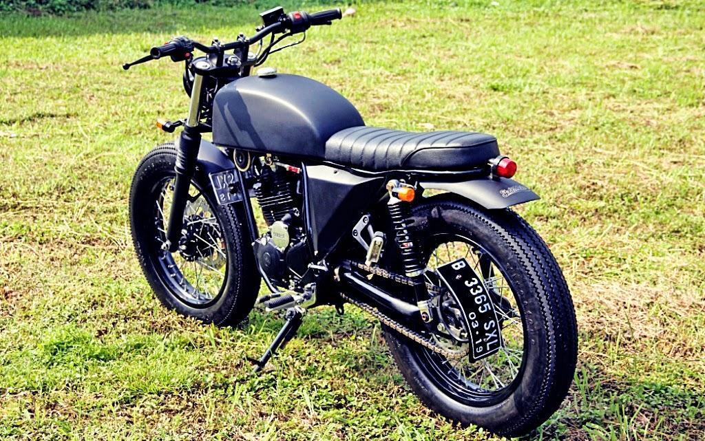 Spesifikasi Yamaha Scorpio