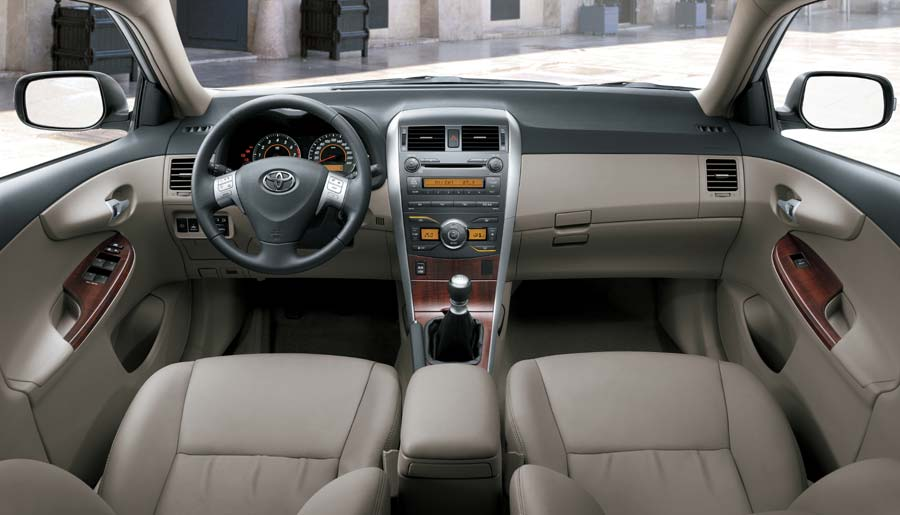 All The Options Expected Of A Compact Vehicle Can Simply Be Found On The 2012  Corolla. Classic Style Thatu0027s Known All Around Through The Car Line Was ...