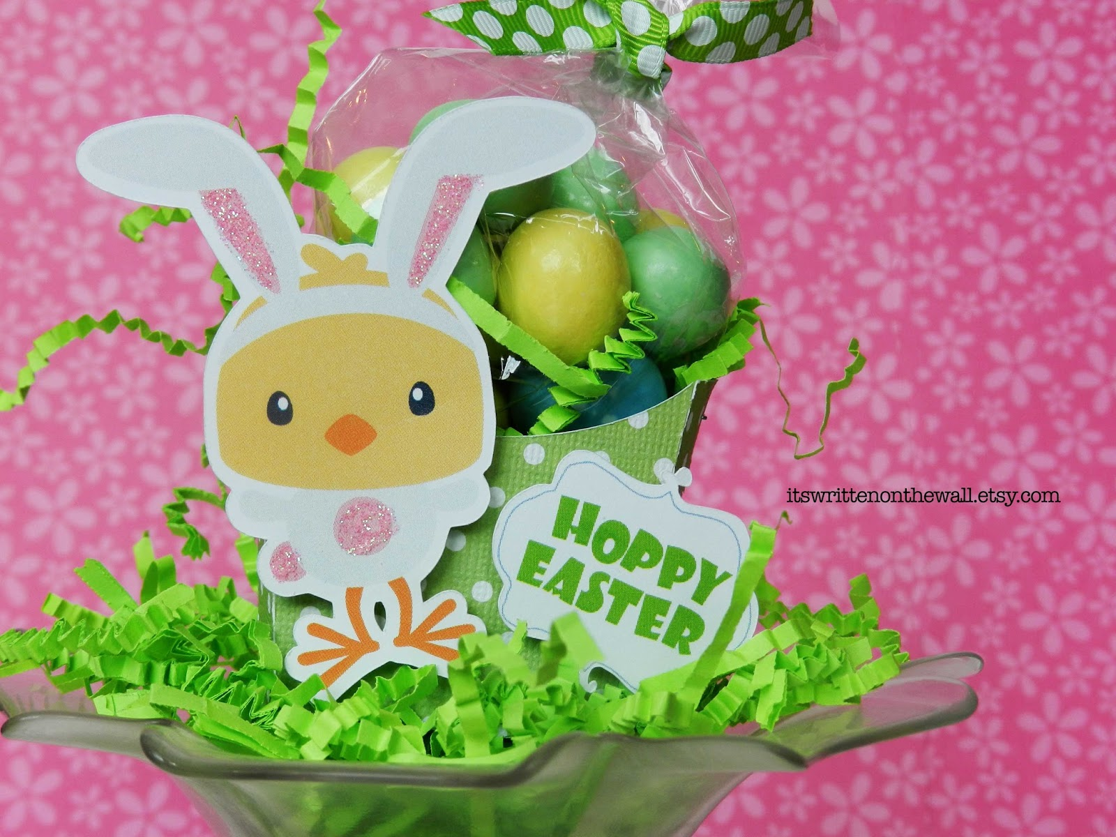 Special Easter Treat Box for Easter Baskets