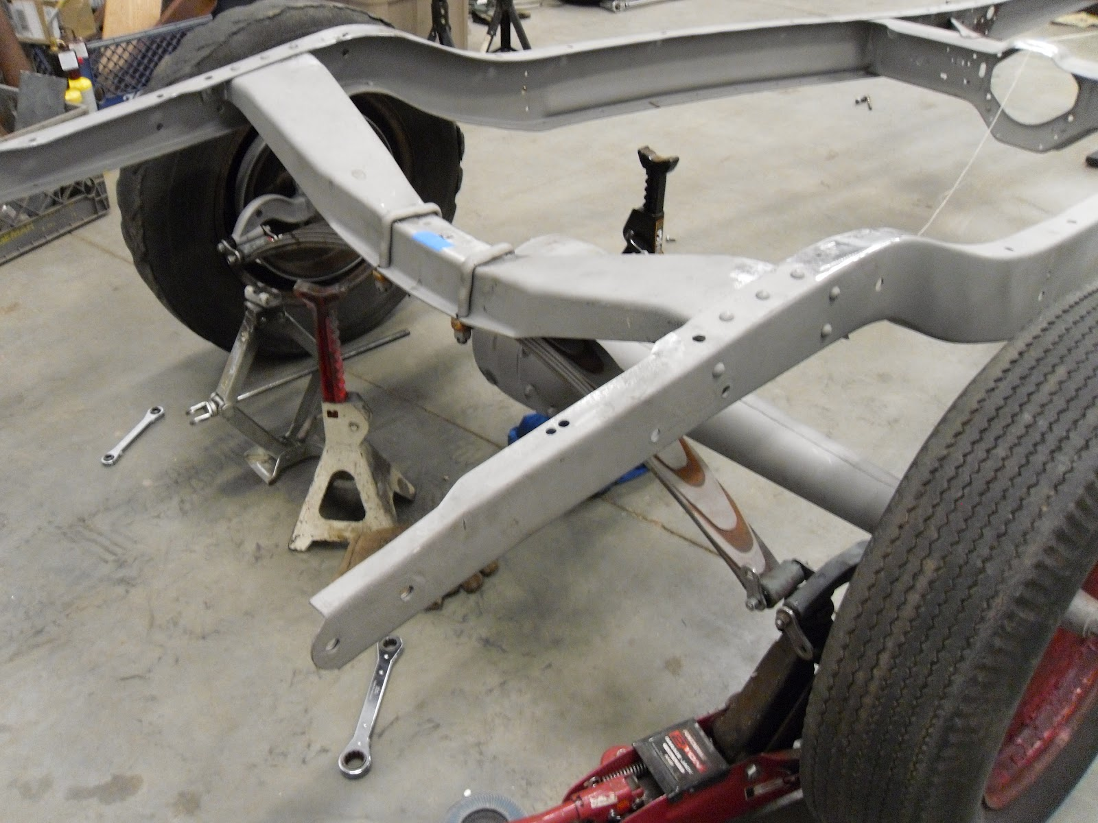 32 Ford Banjo Rear End : So you want to build a ford roadster making