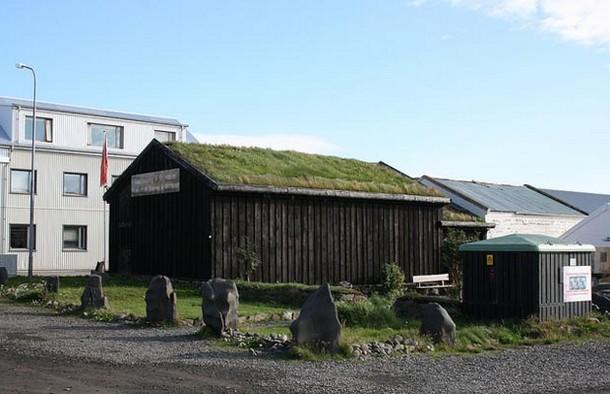 Museum of Icelandic Sorcery and Witchcraft Holmavik, Iceland