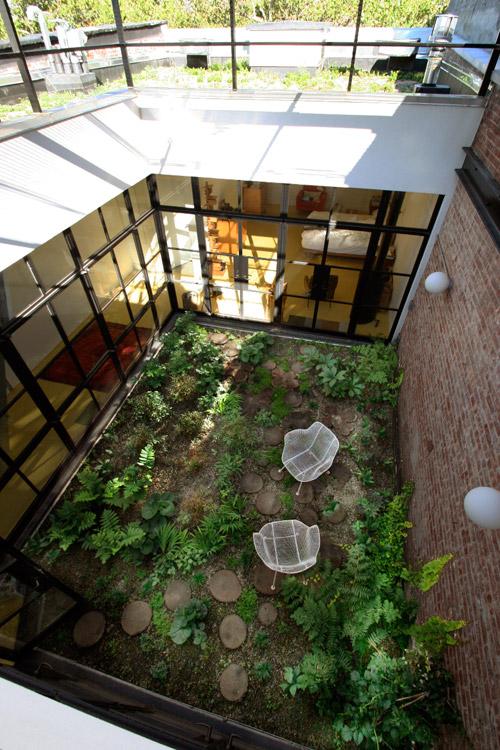 Jardines en azoteas neoyorquinas jardines verticales y for Diseno de jardines en azoteas