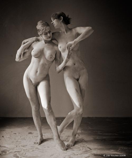 Jim Young Fotografia Er Tica Nudez Mulheres L Sbicas