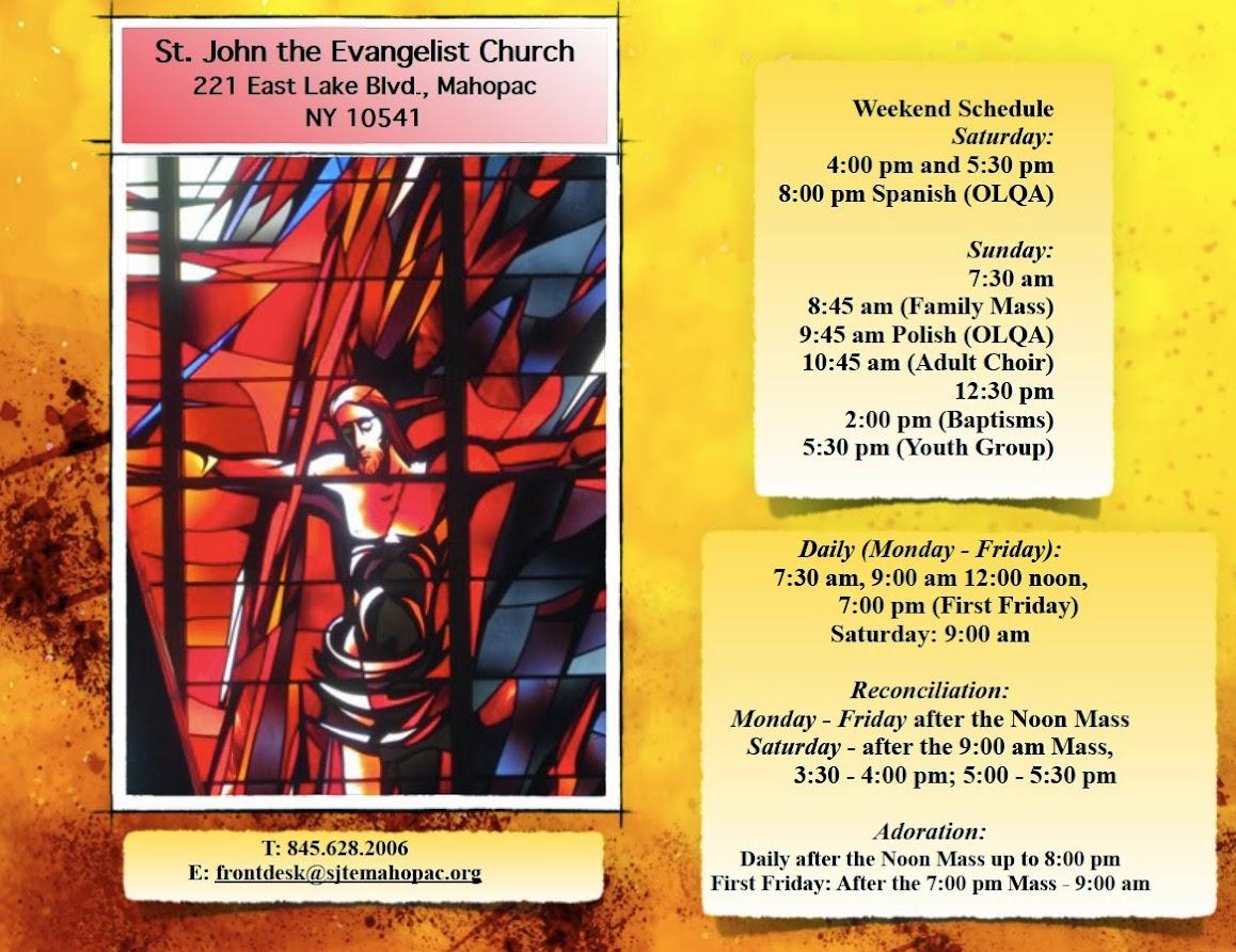 St John The Evangelist Mahopac