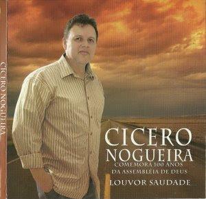 C�cero Nogueira - Louvor Saudade - Playback