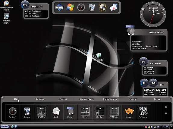 Xp Black Edition Dekstop