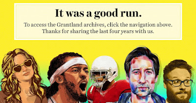 Grantland.com is down