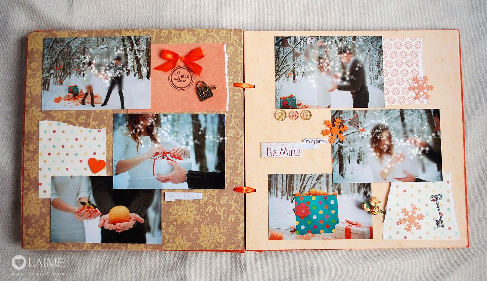 Альбомы для фотографий для начинающих