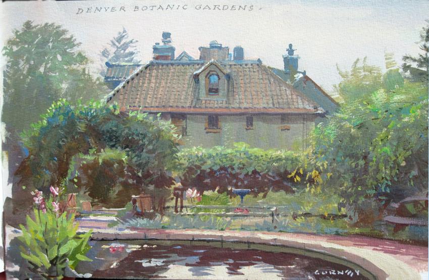 Gurney Journey: Denver Botanic Gardens