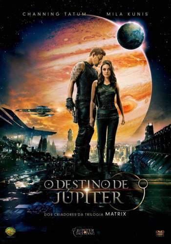 O Destino de Júpiter Torrent – BluRay 720p/1080p Dual Áudio (2015)