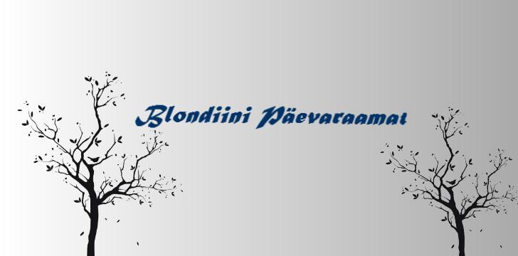 Blondiini Päevaraamat