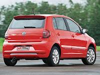Volkswagen Fox lançamento