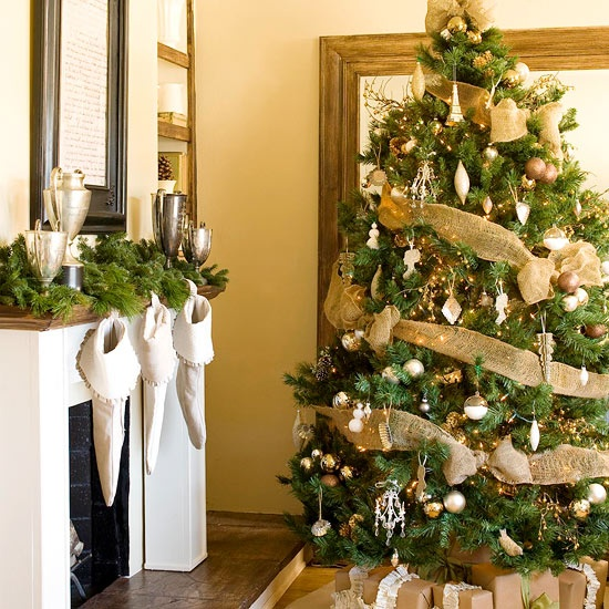 Tips for Decorating a Christmas Tree | HOME TO SEE