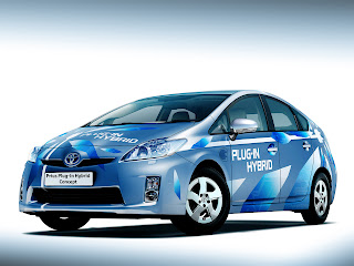 Hybrit Car Concept Toyota Prius HD Wallpaper