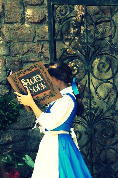Belle and I are extremely similar...