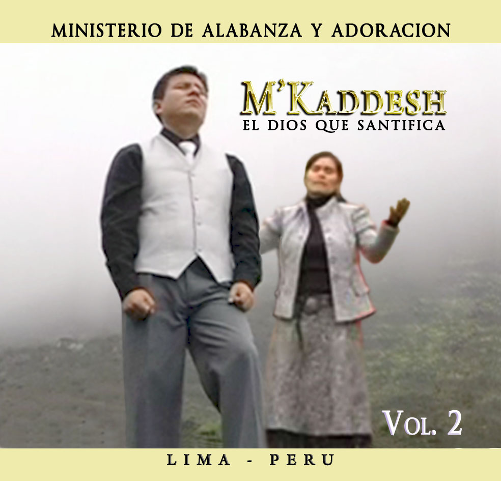 M'Kaddesh-Recopilación-Vol 2-