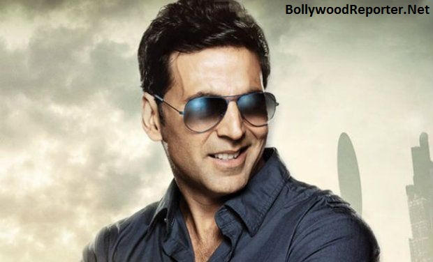 akshay kumar first job