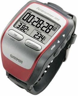 GPS Arloji Garmin Forerunner 305