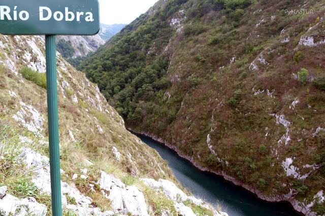 Embalse de La Jocica - Río Dobra - Amieva -Asturias