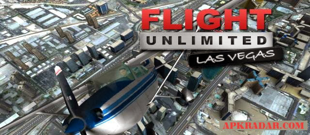 Flight-Unlimited-Vegas-HD-Sim-Apk