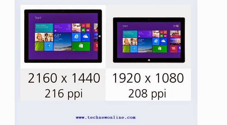 Surface Pro 3 - ambitions to replace the traditional laptop 3