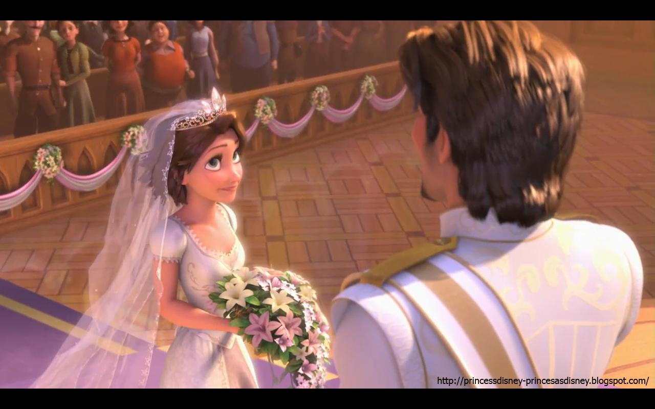 Corto De Enredados Por Siempre La Boda De Rapunzel Y Flynn