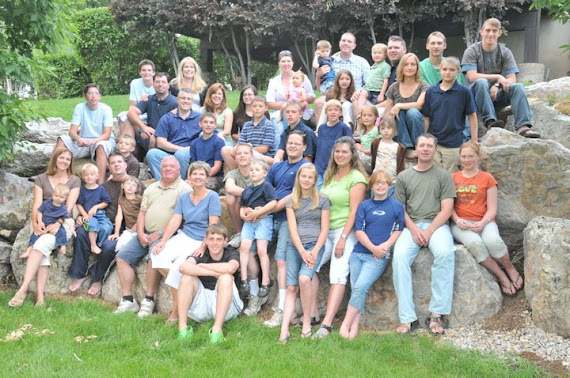 Ellsworth Family 2010