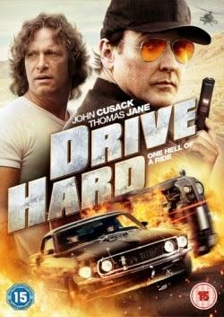 Zorlu Sürüş – Drive Hard 2014 izle