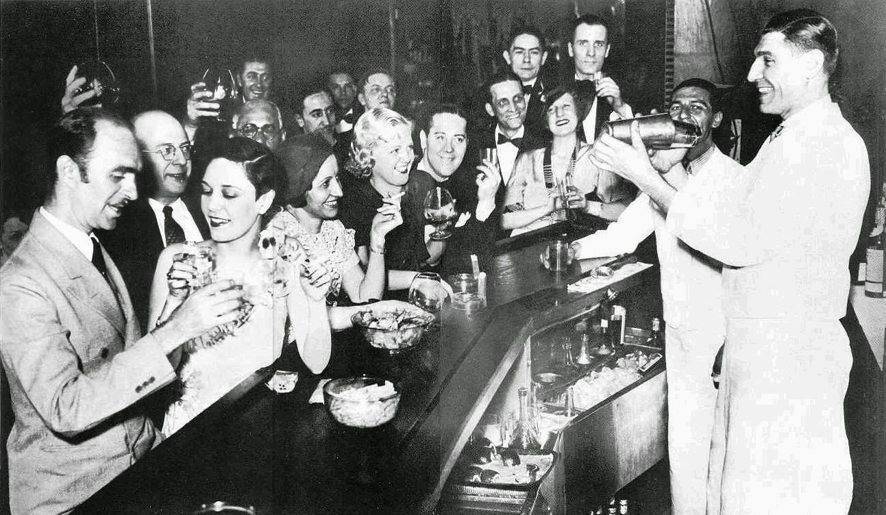 Hip In Detroit: Repeal Day Party at Public House 1920s Prohibition Party